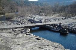 Le Nassier -- Le petit pont du Nassier.