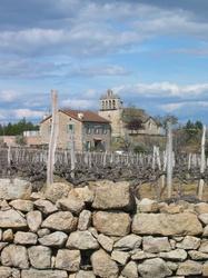L'église de Payzac